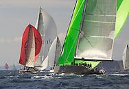 Walli yachts, Saint Tropez regatta