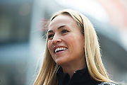 May 25-29, 2016: Monaco Grand Prix. Renault development driver Carmen Jorda