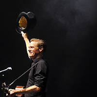 Bryan Adams performs a concert on The Bare Bones Tour at Odell Williamson Auditorium on the campus of Brunswick Community College Tuesday, March 15, 2011. Photo By Mike Spencer/STAR-NEWS
