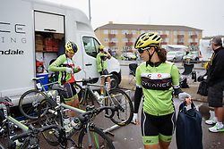Rosella Ratto (Cylance Pro Cycling) ready to race at the 141 km road race of the UCI Women's World Tour's 2016 Crescent Vårgårda women's road cycling race on August 21, 2016 in Vårgårda, Sweden. (Photo by Sean Robinson/Velofocus)