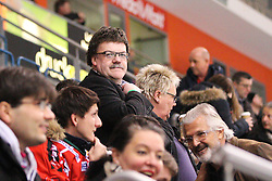 30.12.2013, Saturn-Arena, Ingolstadt, GER, DEL, ERC Ingolstadt vs Augsburger Panther, 33. Runde, im Bild Lothar Siegel Hauptgesellschafter der Augsburger Panther // during germans DEL Icehockey League 33th round match between ERC Ingolstadt and Augsburger Panther at the Saturn-Arena in Ingolstadt, Germany on 2013/12/30. EXPA Pictures © 2014, PhotoCredit: EXPA/ Eibner-Pressefoto/ Kolbert<br /> <br /> *****ATTENTION - OUT of GER*****