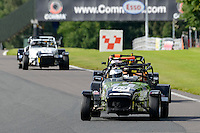 #63 Pete Basterfield Caterham Supersport during the ITC Compliance Caterham Supersport Championship at Oulton Park, Little Budworth, Cheshire, United Kingdom. August 13 2016. World Copyright Peter Taylor/PSP.