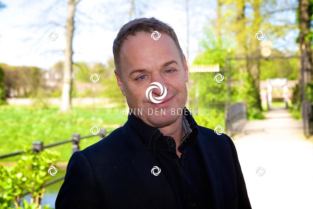 AMERONGEN - Op het landgoed van Kasteel Amerongen is de cast van de 'The Sound of Music' bekend gemaakt. Met hier op de foto  Tony Neef. FOTO LEVIN DEN BOER - PERSFOTO.NU
