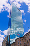 The John Hancock Tower, Boston, Massachusetts