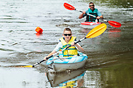 Montgomery, New York -The first annual Brock Haney & Ethan Beck Paddle Run was held on the Wallkill River on June 9, 2018.