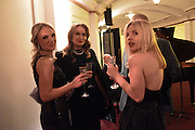 DARINA LOOVSKY; OXANA AGAPOVA; IRENE BELENOVA, The Backstage Gala in aid of the Naked Heart Foundation. Coliseum theatre. London. 17 April 2015