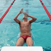 Swim meet at SHP in Menlo Park, CA