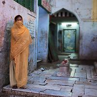 Sufi temple in New Delhi, India