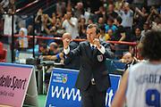 DESCRIZIONE : Bari Qualificazioni Europei 2011 Italia Lettonia<br /> GIOCATORE : Simone Pianigiani Coach<br /> SQUADRA : Nazionale Italia Uomini <br /> EVENTO : Qualificazioni Europei 2011<br /> GARA : Italia Lettonia<br /> DATA : 20/08/2010 <br /> CATEGORIA : Ritratto<br /> SPORT : Pallacanestro <br /> AUTORE : Agenzia Ciamillo-Castoria/GiulioCiamillo<br /> Galleria : Fip Nazionali 2010 <br /> Fotonotizia : Bari Qualificazioni Europei 2011Italia Lettonia<br /> Predefinita :