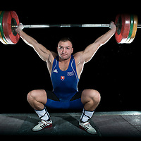 Weightlifting - World University Championship, Chiang Mai, China 2014 - Academic World Champion under 105kg. <br />