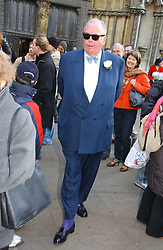 LORD HESKETH  at the wedding of Clementine Hambro to Orlando Fraser at St.Margarets Westminster Abbey, London on 3rd November 2006.<br />