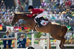 Diniz Luciana, POR, Fit For Fun 13<br /> Olympic Games Rio 2016<br /> © Hippo Foto - Dirk Caremans<br /> 17/08/16