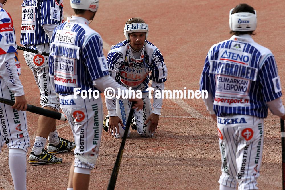 9.8.2011, Pihkala, Hyvink??..Superpesis 2011, 2. puoliv?lier?, Hyvink??n Tahko - Vimpelin Veto..Sami Haapakoski - ViVe.