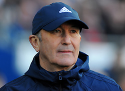 Middlesbrough manager Tony Pulis looks on - Mandatory by-line: Nizaam Jones/JMP - 17/02/2018 -  FOOTBALL - Cardiff City Stadium - Cardiff, Wales -  Cardiff City v Middlesbrough - Sky Bet Championship