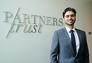 Erfan Haj, agent with Partners Trust brokerage.