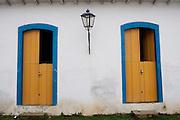 Paraty_RJ, Brasil...Fachada de uma casa em Paraty...The house facade in Paraty...Foto: MARCUS DESIMONI / NITRO