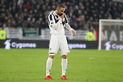 December 9, 2017 - Turin, Piedmont, Italy - Gonzalo Higuain (Juventus FC) during the Serie A football match between Juventus FC and FC Internazionale at Allianz Stadium on 09 December, 2017 in Turin, Italy..The final score is 0-0. (Credit Image: © Massimiliano Ferraro/NurPhoto via ZUMA Press)