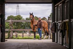 Broeckaert Wanna, BEL, Tout Beau De La Cure<br /> Stal Oud Molenhuis - Lubbeek 2019<br /> © Hippo Foto - Dirk Caremans<br />  25/09/2019