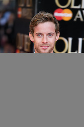 The Laurence Olivier Awards - Red Carpet Arrivals. Luke Treadaway attends The Laurence Olivier Awards at the Royal Opera House, London, United Kingdom. Sunday, 13th April 2014. Picture by Daniel Leal-Olivas / i-Images