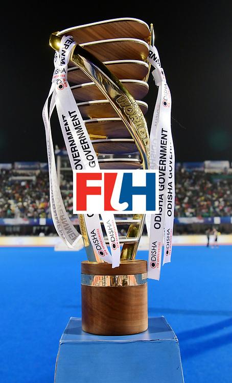 Odisha Men's Hockey World League Final Bhubaneswar 2017<br /> Match id:22<br /> Argentina v Australia Final<br /> Foto: The Cup<br /> COPYRIGHT WORLDSPORTPICS FRANK UIJLENBROEK