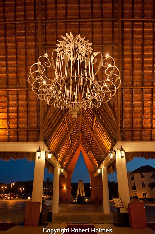 Sandos Caracol hotel, Playa del Carmen, Riviera Maya, Mexico