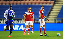 Bristol City's Jamie Paterson reacts after the opening goal - Mandatory by-line: Matt McNulty/JMP - 21/09/2018 - FOOTBALL - DW Stadium - Wigan, England - Wigan Athletic v Bristol City - Sky Bet Championship