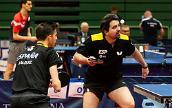 RUIZ REYES Jose Manuel and CARDONA Jorge (ESP) during Team events at Day 4 of 16th Slovenia Open - Thermana Lasko 2019 Table Tennis for the Disabled, on May 11, 2019, in Dvorana Tri Lilije, Lasko, Slovenia. Photo by Vid Ponikvar / Sportida