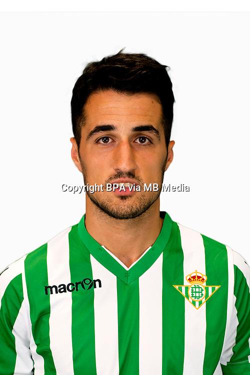 Spain - La Liga Adelante 2014-2015 / <br /> ( Real Betis Balompie ) - <br /> Jorge Casado Rodriguez
