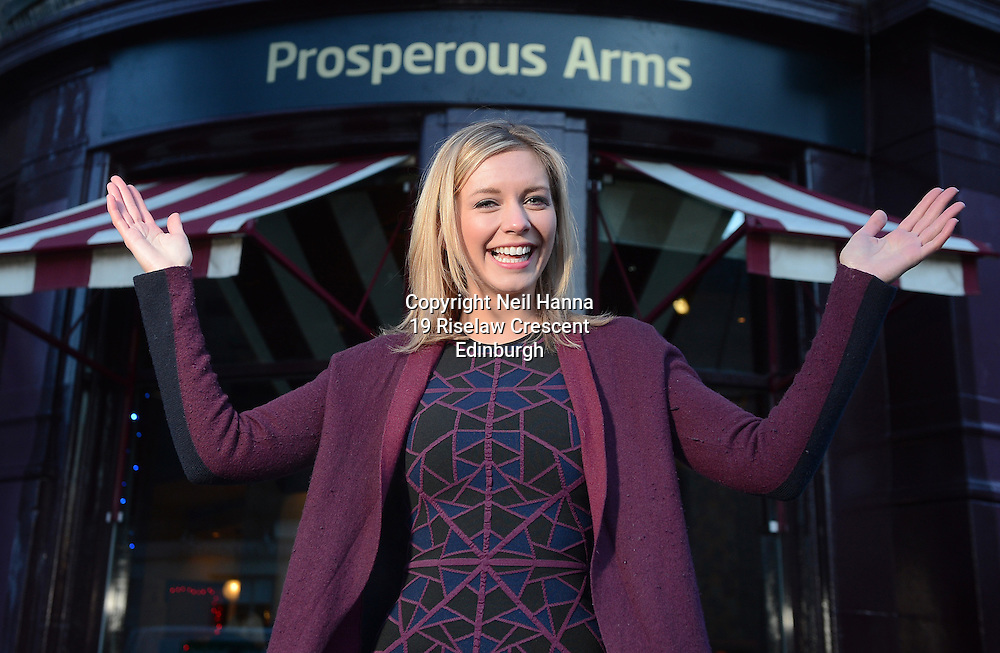 JP License<br /> Prosperous Arms PuQuiz with star guest Countdown TV presenter Rachel Riley.<br /> <br /> Think you know your stuff? Then join Standard Life and Countdown&rsquo;s Rachel Riley as they host a prosperous pub quiz with a difference on Thursday 29th January .<br />  <br /> For one night only, Hectors will be transformed and regulars will be welcomed to the Prosperous Arms for a pint of Old Prosperous. Along with Rachel Riley as the host, the evening will include a pub quiz with six rounds of questions and some great prizes, plus a chance to find out more about the upcoming pension changes in April and where to go for support and information.<br />  <br /> Prizes include shopping vouchers worth &pound;100, a signed Andy Murray t-shirt and champagne.<br />  <br /> <br />  Neil Hanna Photography<br /> www.neilhannaphotography.co.uk<br /> 07702 246823