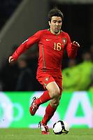 World Cup 2010 Preview - Portugal Team. In picture: Deco . **File Photo** 20090328. PHOTO: Ricardo Estudante/CITYFILES