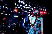 Shadows Lie performs at Gotham Rocks 2009. June 6th at Crash Mansion.