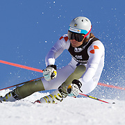 Jon Olsson, Sweden, in action during the Men's Giant Slalom competition at Coronet Peak, New Zealand during the Winter Games. Queenstown, New Zealand, 22nd August 2011. Photo Tim Clayton