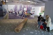"55th Art Biennale in Venice - The Encyclopedic Palace (Il Palazzo Enciclopedico).<br /> Giardini. Japan Pavilion.<br /> Koki Tanaka (Japan). ""imaginary distance (or the distance from FUKUSHIMA)"", 2013."
