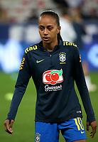 International Women's Friendly Matchs 2018 / <br /> France v Brazil 3-1 ( Allianz Riviera Stadium - Nice,France ) - <br /> Adriana Silva of Brazil