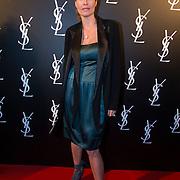 NLD/Amsterdam//20140324 - Filmpremière Yves Saint Laurent, Frederique van der Wal