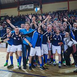 20160205: SLO, Floorball - World Championship 2016 Qualifications, Slovenia vs Serbia