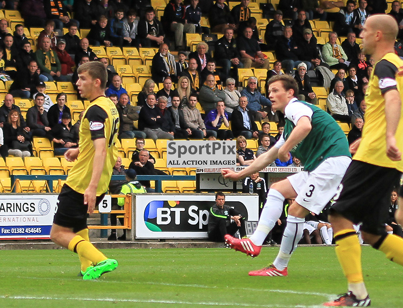 Livingston v Hibernian Scottish Championship 19 September 2015;  Hibernian's Liam Henderson during the Livingston v Hibernian Ladbrokes Championship match played at Almondvale Stadium, Livingston;