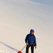 Atli Pálsson, Tindfjöll mountain range, Iceland.