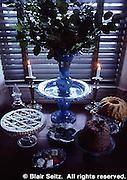 Wheatland window holiday display