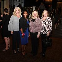 From Busey Bank - Cheryl Chisholmn, Marie Polk, Jennifer Beager, Danielle Standish