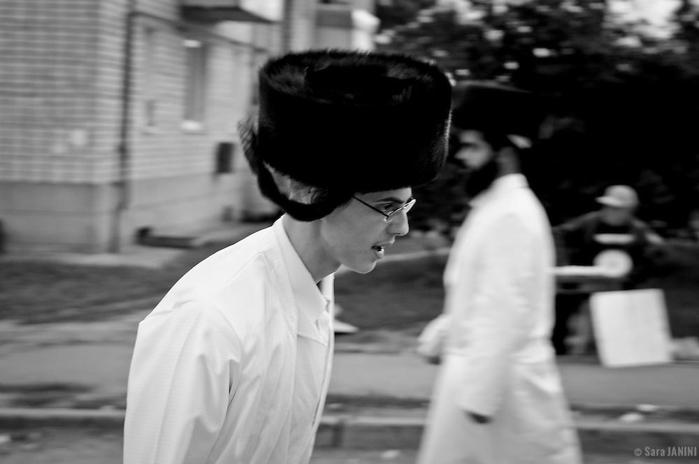 Rosh Hashanah Pilgrimage, Uman, Ukrania, Europe