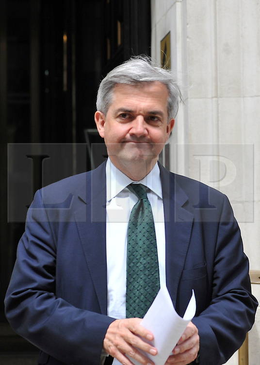 © licensed to London News Pictures. File picture dated 17/05/2011.   Police investigating allegations that Energy Secretary Chris Huhne dodged speeding points today (10/06/2011) announced that they have handed preliminary papers to prosecutors. Huhne is also facing a second potentially damaging inquiry after the elections watchdog announced it was reviewing all his expenses from the general election . Photo credit should read: London News Pictures