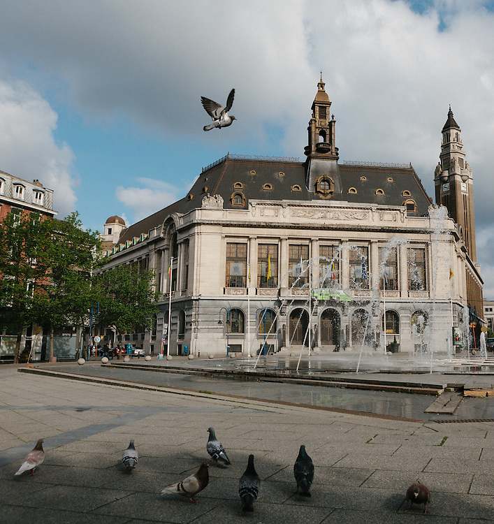 Hotel de Ville, Charleroi