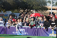 Day 3 -Wednesday 1.28.15 Superbowl Fan Fest