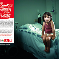 Contact Energy Cure Kids campaign