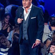 NLD/Hilversum/20170120 - 2de liveshow The Voice of Holland 2017, Martijn Krabbe