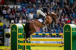 Vrieling Jur, NED, Fiumicino van de Kalevallei<br /> CHIO Aachen 2019<br /> Weltfest des Pferdesports<br /> <br /> © Hippo Foto - Dirk Caremans<br /> Vrieling Jur, NED, Fiumicino van de Kalevallei
