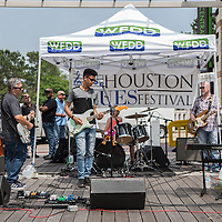 2016 GCBA Houston Blues Festival