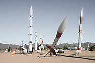 USA; Southwest; New Mexico,White Sands Missile Range Museum