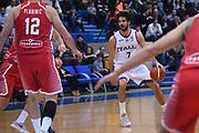 Luca Vitali<br /> Nazionale Italiana Maschile Senior - 2019 FIBA Basketball World Cup Qualifiers<br /> Croazia Italia Croatia Italy<br /> FIP 2017<br /> Zagabria, 26/11/2017<br /> Foto M.Ceretti / Ciamillo-Castoria